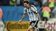 Empieza a circular billetes falsos de Messi en Río de Janeiro