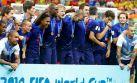 Holanda recibió medalla de bronce por primera vez en mundiales