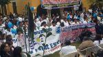 Solo un 7% de médicos acata la huelga que ya lleva 60 días - Noticias de neptalí santillán