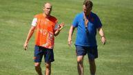 Robben respondió así a Van Gaal cuando lo tentó al Manchester
