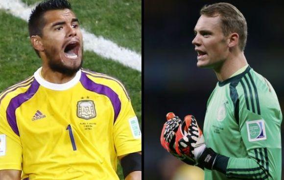 Alemania vs. Argentina: así formarán ambos equipos en la final