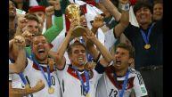 ¿Qué dijo Philipp Lahm tras levantar la Copa del Mundo?