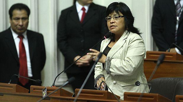 Continúan las pugnas en Gana Perú por candidatura de Solórzano