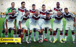 ¿Quién es quién en la selección alemana que ganó el título?