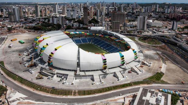 ¿Imaginas vivir en un estadio? Con este proyecto sería posible