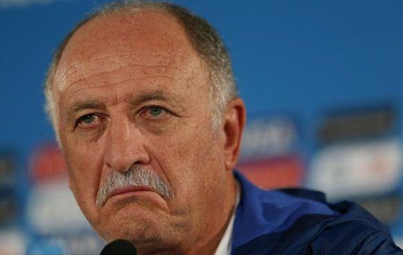 Es oficial: Scolari renunció como DT de la selección brasileña