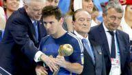 ANÁLISIS: ¿Es justo el Balón de Oro que ganó Messi?