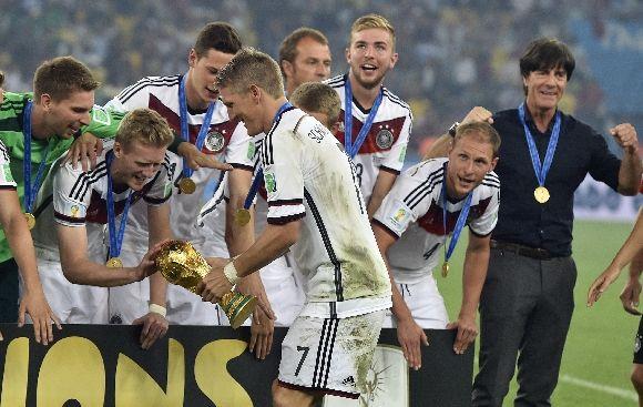 ¿En cuánto se valorizan las selecciones tras el Mundial?