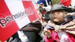 Pensión 65 presenta problemas con puntos de pago - Noticias de huanipaca