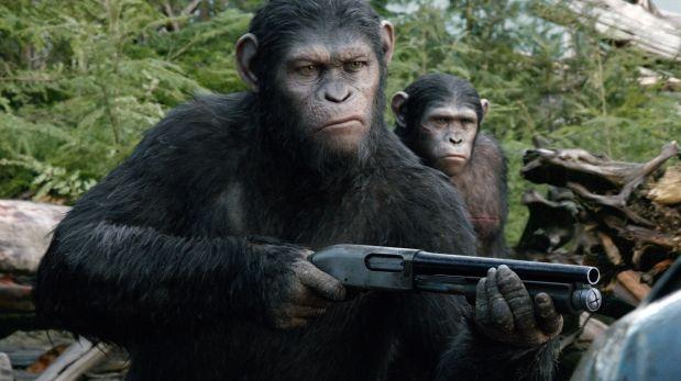 """""""El planeta de los simios: confrontación"""": la batalla continúa"""