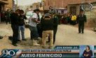 Vendedora es asesinada a balazos en San Juan de Lurigancho