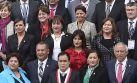 Ministra Omonte pide que se aumente a 35% la cuota de género
