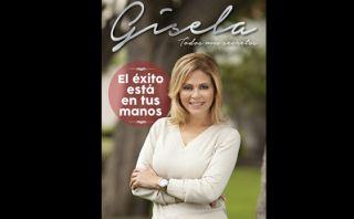 Lee un adelanto del nuevo libro de Gisela Valcárcel