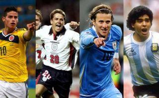 De México 70 a Brasil 2014: los mejores goles de los mundiales