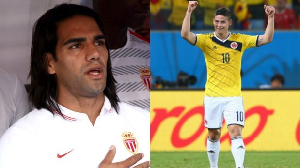 "Radamel Falcao: ""James sigue perteneciendo al Mónaco"""