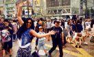 Maricarmen Marín disfruta de su visita a Japón