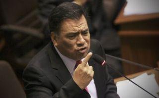Velásquez Quesquén: Salida de Boza ratifica que hubo corrupción
