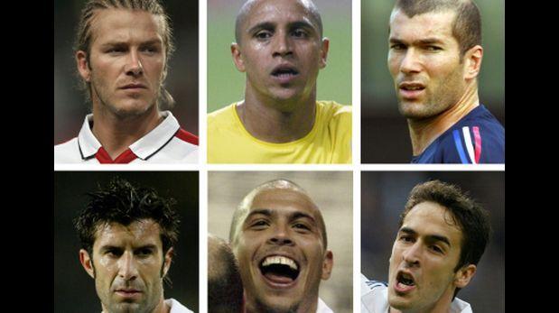 ¿Qué es de la vida de los 'galácticos' del Real Madrid?