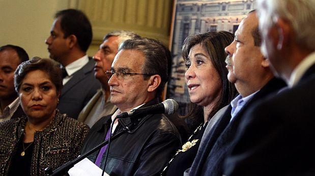 Fujimorismo cedería su puesto en lista de Javier Bedoya
