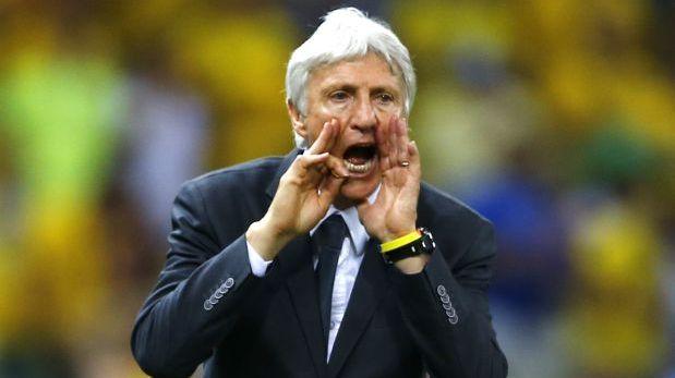 Pekerman no seguiría como técnico de Colombia, según la prensa