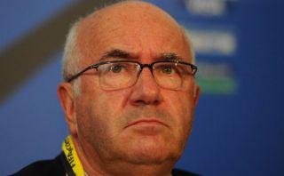 Miembro de la Federación italiana de fútbol acusado de racismo