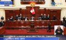 Minuto a Minuto: Elección de la Mesa Directiva del Congreso