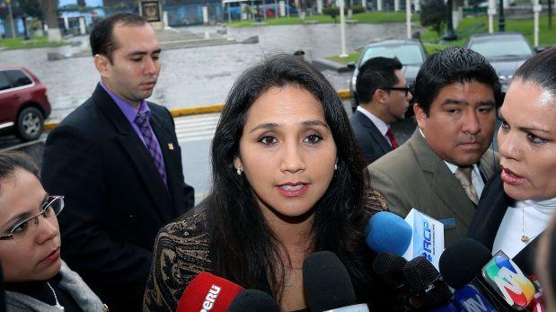 Ana María Solórzano es elegida nueva presidenta del Congreso