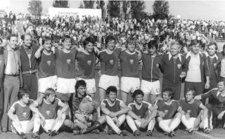 El equipo de la Stasi, la policía secreta de Alemania del Este