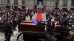 En octubre de 2009 cambió la forma de cantar el himno nacional - Noticias de ivan merino