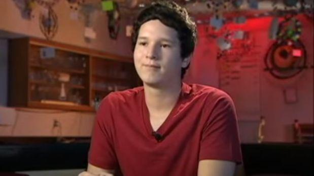 Joven peruano recibe beca US$100 mil para estudiar en Harvard