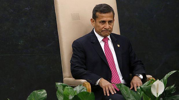 Cuatro preguntas y respuestas del tercer año de Ollanta Humala