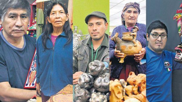 Cinco historias de los guardianes de nuestras tradiciones