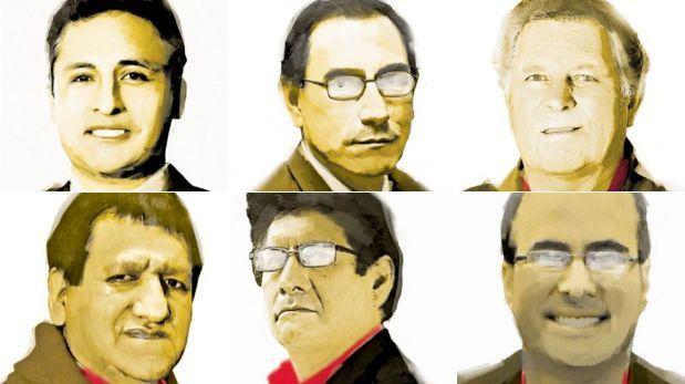 Fietas Patrias 2014: Seis peruanos que cambian la historia