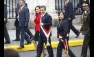 Los entretelones del mensaje de Ollanta Humala en imágenes