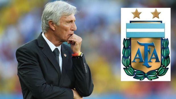 José Pekerman en la mira de Argentina para suceder a Sabella