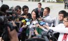 Keiko calificó de opaco e incoherente el mensaje presidencial