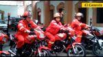 Bomberos: Motos reducen en un 80% el tiempo de llegada - Noticias de tomas silva