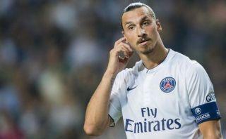 Zlatan Ibrahimovic alguna vez tildó de payasos a Iniesta y Xavi