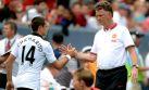 Van Gaal en el Manchester United: tres partidos, tres triunfos
