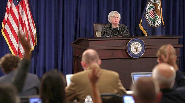 La FED redujo a US$25.000 mlls. compra de estímulos monetarios