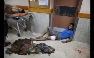 Médicos palestinos e israelíes cuentan su trabajo en Gaza