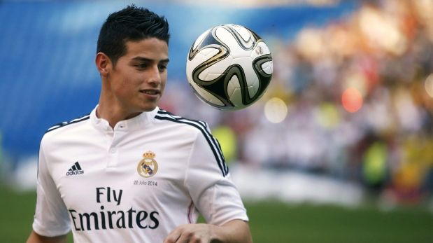 James Rodríguez desea que Radamel Falcao llegue al Real Madrid