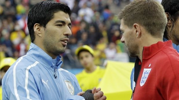El consejo de Gerrard a Suárez antes de que éste deje Liverpool