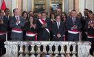 Humala confía en que Congreso dé voto de confianza a Ana Jara
