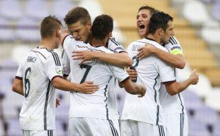 Alemania Sub 19 es campeón de Europa tras vencer 1-0 a Portugal