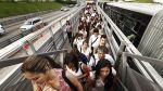 Solo la mitad de víctimas de acoso en Metropolitano lo denuncia - Noticias de warmi wasi