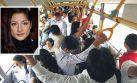 Formalizaron denuncia contra supuesto agresor de Magaly Solier