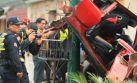 Carro choca contra una casa y deja un muerto en Surco