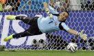 Keylor Navas y las atajadas que lo llevaron al Real Madrid