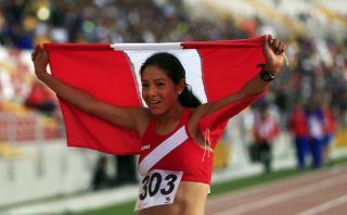 Inés Melchor ganó oro en los Iberoamericanos de Sao Paulo